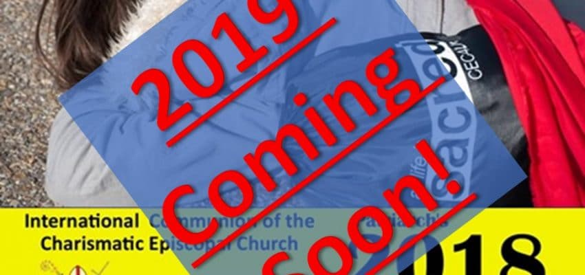 Ready To Receive Your 2019 ICCEC Calendar Photos