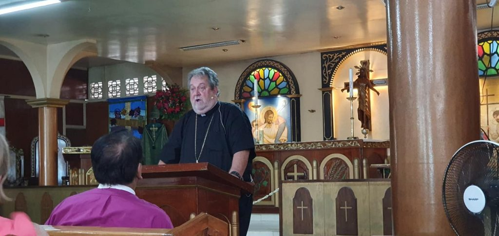 CEC Philippines Clergy Conference 2019