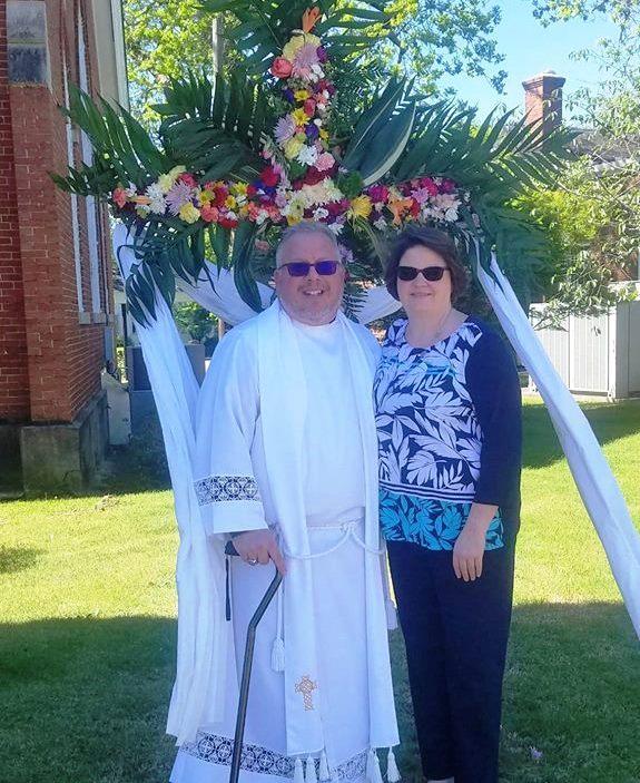 Fr. Michael Birdsong, Heritage Pregnancy Center