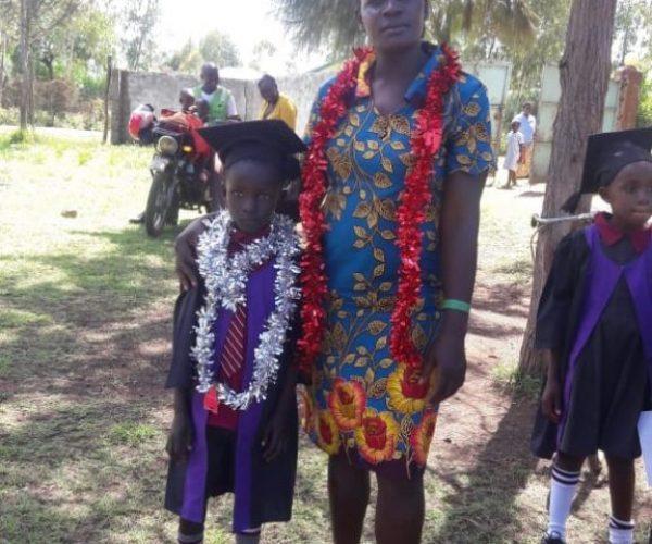 Kenya Orphan GRADUATE PRIMARY school