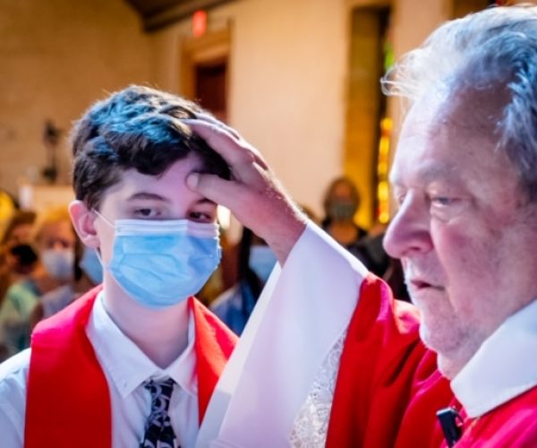 Confirmations at Cathedral Church of the Intercessor